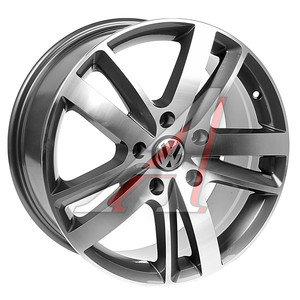 Диск колесный литой VW Touareg R18 VW89 GMF REPLICA 5х130 ЕТ53 D-71,6,