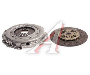 Сцепление HYUNDAI Porter (диск + корзина) (HD-62/HDC-51) VALEO PHC VKD80002, 41100-4B010/41300-4A020