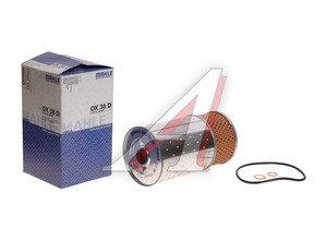 Фильтр масляный MERCEDES C (W202),W124,G (W463) SSANGYONG Musso,Korando,Rexton (2.2/2.9 D/T) MAHLE OX38D, 6011800109