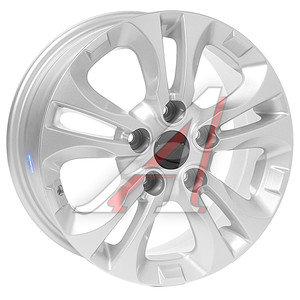 Диск колесный литой KIA Ceed R15 Ki70 S REPLICA 5х114,3 ЕТ46 D-67,1