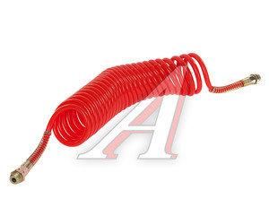 Шланг пневматический витой М22 L=7.5м (красный) СТАНДАРТ AIR FLEX М22 L=7.5м (красный) (PE) R, AIR FLEX М22 L=7.5м (красный) (PE)