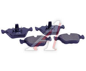 Колодки тормозные BMW 5 (E39) (2.0/2.3/3.5) передние (4шт.) SANGSIN SP1389, GDB1264