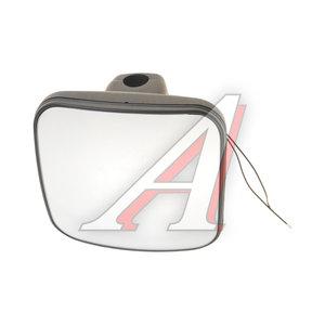Зеркало боковое MERCEDES Actros,Axor панорамное (200х200мм) с подогревом STELLOX 8729046SX, 463956/613773147H/PEB04AC0Z00N, 0018109216