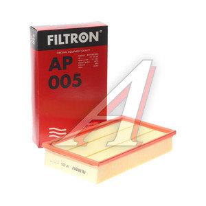 Фильтр воздушный VW Passat,Golf,Vento (88-97) AUDI 80,100,A6 (89-97) FILTRON AP005, LX296, 191129620
