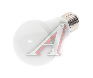 Лампа светодиодная E27 A60 11W(100W) 4000K 230V холодный белый груша ECOWATT 4606400615095,