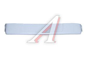 Козырек ГАЗ-3302 солнцезащитный стекла ветрового (на кабину) белый КОЗЫРЕК