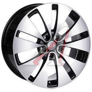 Диск колесный литой KIA Optima R18 Ki65 BKF REPLICA 5х114,3 ЕТ46 D-67,1