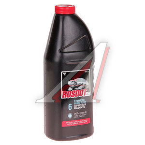Жидкость тормозная DOT-6 ADVANCED ABS FORMULA 910г ТОСОЛ-СИНТЕЗ, 314-692