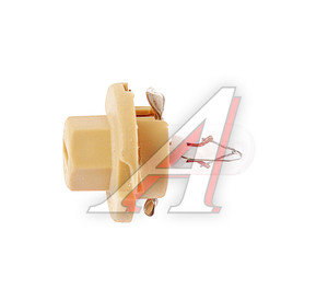 Лампа 12V 1.5W BX8.4d с бежевым патроном OSRAM 2452MFX6, O-2452MFX6,