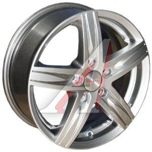 Диск колесный литой FORD Focus 2 R15 Андорра БП K&K 5х108 ЕТ52,5 D-63,35