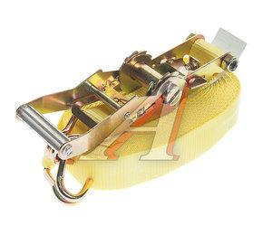 Стяжка крепления груза 3т 10м-38мм (полиэстер) с храповиком DOLLEX ST-103830