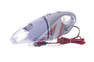 Пылесос автомобильный 12V 65W для сухой и влажной уборки (2 насадки)SILVER MEGAPOWER M-16012