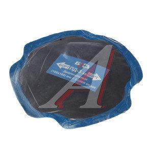 Заплатка для боковых порезов (100х100мм) 2 слоя диагональная холодной вулканизации БХЗ ПД-3 хв
