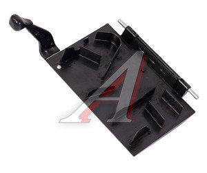 Крышка ВАЗ-2105 кожуха радиатора отопителя нижний 2105-8101098-01