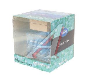 Ароматизатор на панель жидкостной (aquaman) 50мл Secret Cube TASOTTI 302, TASOTTI Secret Cube/aquaman