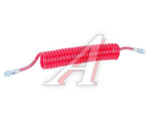 Шланг пневматический витой М22 L=5.5м (красный) (t=-45+50) СМ AIR FLEX М22 L=5.5м (красный), СМ452.711.006.0, 64221-3506380