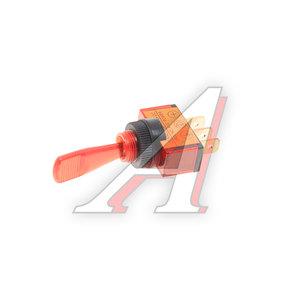 Выключатель перекидной 3-х контактный цветной ВК 12V,