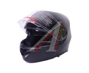 Шлем мото (модуляр) MF 120 Черный (Размер XS) MICHIRU MF 120 XS