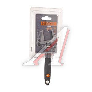 Ключ разводной 150х34мм с прорезиненной ручкой NEO ПРОФИ 03-015