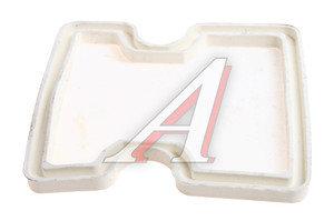 Прокладка КАМАЗ крышки клапанной белый силикон 7406.1003270