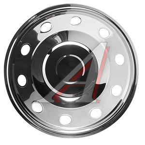 Колпак колеса 261 F R16 передний нержавеющая сталь комплект 2шт. 261F16**