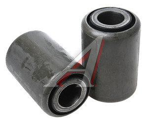 Сайлентблок SAF полурессоры (30х68х104) металл-резина-металл FEBI 07826