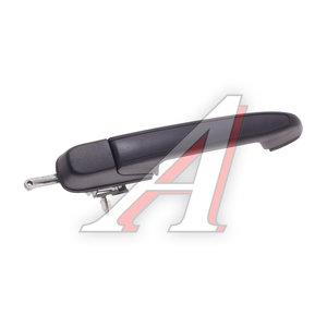 Ручка ВАЗ-2123 двери наружная задняя левая ДААЗ 2123-6205151 ДААЗ, 21230620515100, 2123-6205151