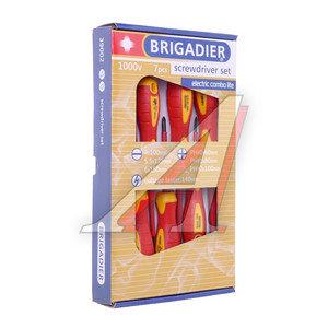 Набор отверток 7 предметов BRIGADIER 39002