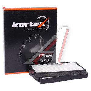 Фильтр воздушный салона HYUNDAI Starex H-1 (07-) (2шт.) KORTEX KC0024, LA634/S, 97617-4H000