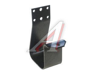Бампер КАМАЗ-4310 задний (ОАО КАМАЗ) 4310-2804015