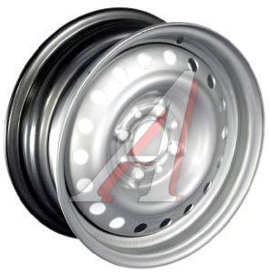 Диск колесный CHEVROLET Aveo R14 серебристый ASTERRO 53A45D 4х100 D-57,1