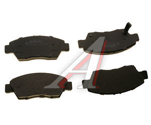 Колодки тормозные HONDA Civic (-01) передние (4шт.) NIPPARTS J3604033, GDB1183/GDB3375, 45022-S5A-J00
