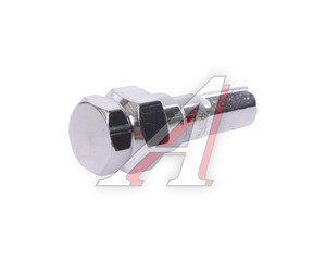 Ключ 6-гранный L=55мм для колесного крепежа ключ 17/19мм хром RACING КЛЮЧ17/19 IMPORT