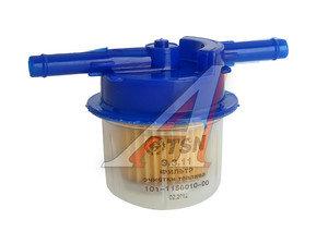 Фильтр топливный ВАЗ-2101-09 тонкой очистки (с отстойником) TSN 2101-1117010 TSN 9.3.11, 9.3.11, 2108-1117010