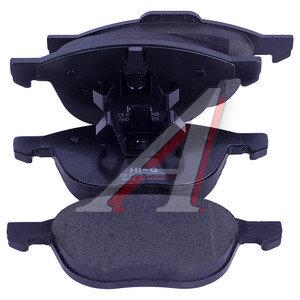 Колодки тормозные FORD Focus 2 MAZDA 3 VOLVO передние (4шт.) SANGSIN SP1260, GDB1583, BPYK-33-23ZA9C