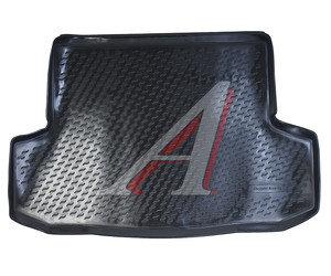Коврик багажника CHEVROLET Aveo седан (06-12) борт 3см полиуретан ПП PPL-20723111,