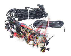 Проводка ГАЗ-3310 Валдай (2009г. ЕВРО-3) полный комплект 33104.3724014
