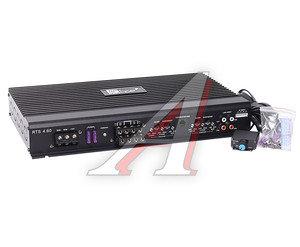 Усилитель автомобильный 4х60Вт KICX RTS 4.60 KICX RTS 4.60, RTS 4.60,
