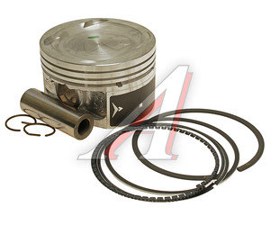 Поршень двигателя ЗМЗ-409 d=95.5 (группа Б) с поршневыми и ст.кольцами,пальцами 1шт. ЕВРО-2 ЗМЗ 409-1004018-105-02, 0409-00-1004018-92