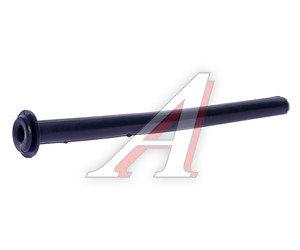 Трубка защитная электропроводки d=9.0мм резиновая прямая Трубка КР-2