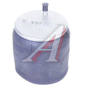 Пневморессора SCHMITZ (пластиковый стакан) (2отв.M10+штуцер M22х1.5мм) высокая BLACKTECH RML76318CP, 4158NP03/1T15MPW9/W01M586318, 016512/188112