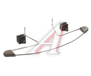 Вешалка в автомобиль на подголовник металл AVS 43660, AV-01