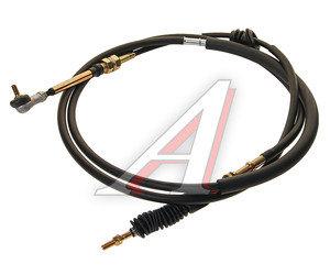 Трос КПП HYUNDAI HD120 дв.D6BR (M6S6) переключения INFAC 43740-6A052