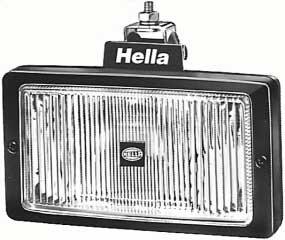 Фара противотуманная HELLA Jumbo-220 1шт. 1NE 006 300-071, 1NE006300071, 81251026043/81251026088/82251016027
