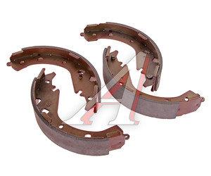 Колодки тормозные TOYOTA Rav 4 задние барабанные (4шт.) TRW GS8492