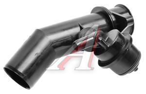 Труба наливная ВАЗ-2123 бака топливного в сборе с гравитационным клапаном 2123-1101054,