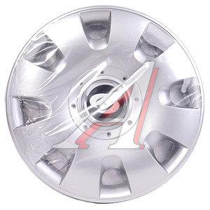 Колпак колеса R-13 декоративный серый комплект 4шт. 107 107 R-13,