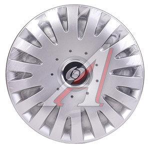 Колпак колеса R-14 декоративный серый комплект 4шт. 211 211 R-14
