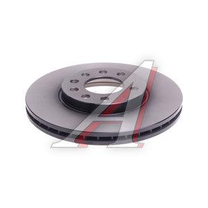 Диск тормозной OPEL Astra G,H,Zafira передний (1шт.) TRW DF4048
