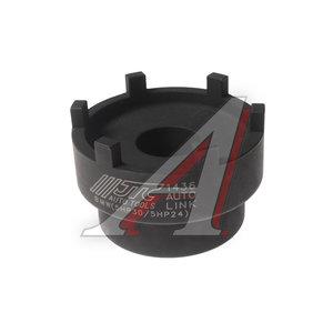 """Ключ для гайки шлицевой КПП 5HP24/5HP30 под 1/2"""" вн.диаметр 63.5мм (BMW) JTC JTC-1436"""